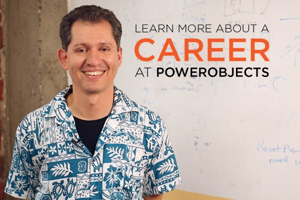 High Tech Careers with PowerObjects