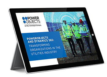 Utilities White Paper-Take the Next Step to Digital Transformation